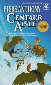 Centaur Aisle cover