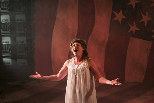 Mother in Ragtime at The Redhouse